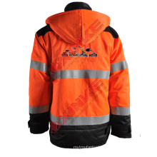 Wholesale anti-fire anorak with permanent function 1.Fabric technical of anti-fire anorak  :