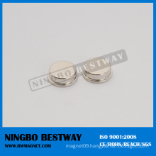 Bulk N35 Neodymium Magnets for Sale