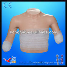 ISO Advanced Bandaging Model Superior Position, модель ухода за ранами