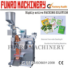 Four-Side Sealing & Double Line Granule Packing Machine
