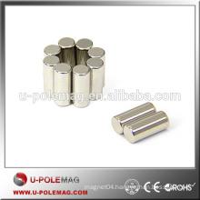 D6x14mm N42 Grade Cylinder Neodymium Magnet
