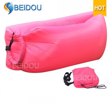 Sac gonflable Laybag Air Banana Sleeping Leisure Lazy Bag Sofa