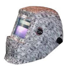 Industrial PP Professioanl Welding Protective Safety Full Face Helmet/Mask