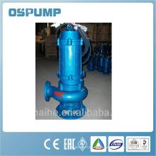 WQ / QW pompe à eaux usées marine