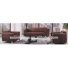 KS3106 sofá clássico sofá de escritório de estilo europeu
