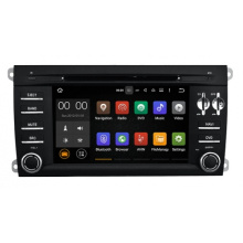 Android 5.1 Auto GPS Navigation for Prosche Cayenne DVD Player with WiFi Connection Hualingan