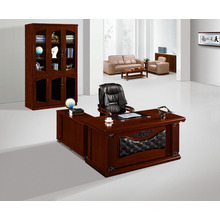Classical design office table for manager
