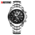 Fashion Business Men Watch Stainless Steel