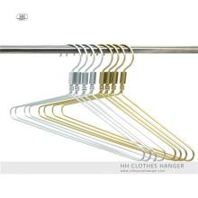 En aluminium Or Rose cintre en métal mode cuivre cintre