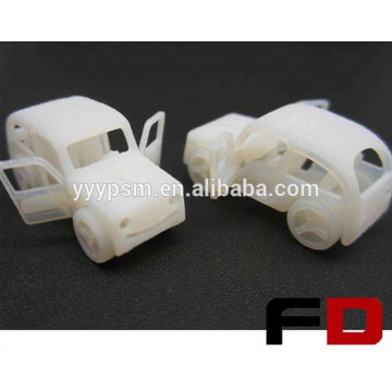 High quality car prototype with cheap plastic rapid prototype