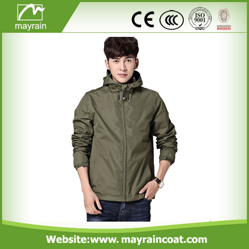 New Style PVC Outdoor Jacket