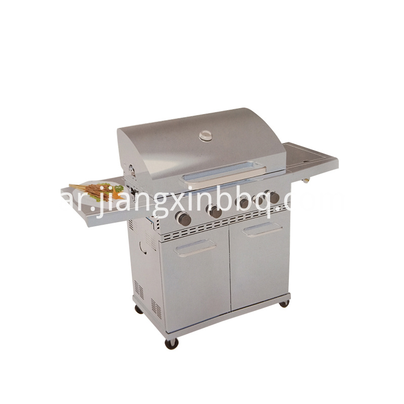 4 1 Burner Outdoor Gas Grill For Bbq