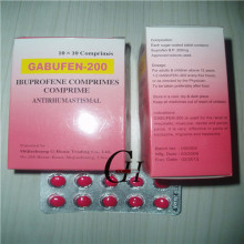 Ibuprofen Tabletten 200 mg