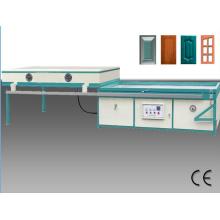 Вакуумная ламинационная машина для деревообработки