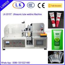 Máquina de selagem de tubo ultra-sônico de tubo de óleo químico
