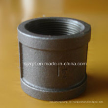 Banded Black Coupling Malleable Iron Pipe Fittings