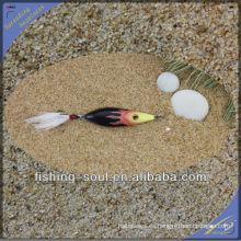 BJL003 plantilla de cebo cola de pez artificial para la pesca