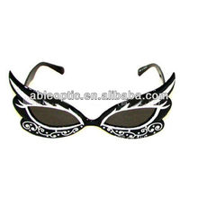 Plastic Latest Wholesale Custom Party Party Lunettes de soleil