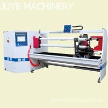 BOPP/ PE /Masking Tape/ Double-Sided Tape Double Shafts Automatic Cutting Machine (JY -8208)