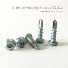 Serration Trox Pan Framing Head Self-Drilling Screw