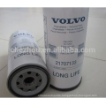 Top Quality Oil Filter 21707133 for car/auto/bus/ truck engine parts