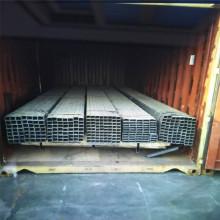 Square Rectangular Galvanized Steel Pipe
