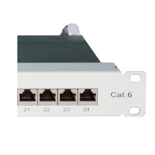 Cat6 24port Modular Patch Panel