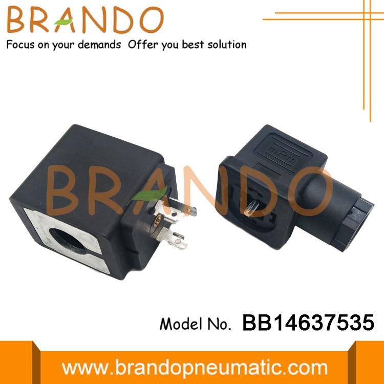 GUARNIZIONE di ricambio per spina standard bobina magnetica GUARNIZIONE per bobine connettore