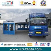 Big Aluminum and PVC Caravan Tent