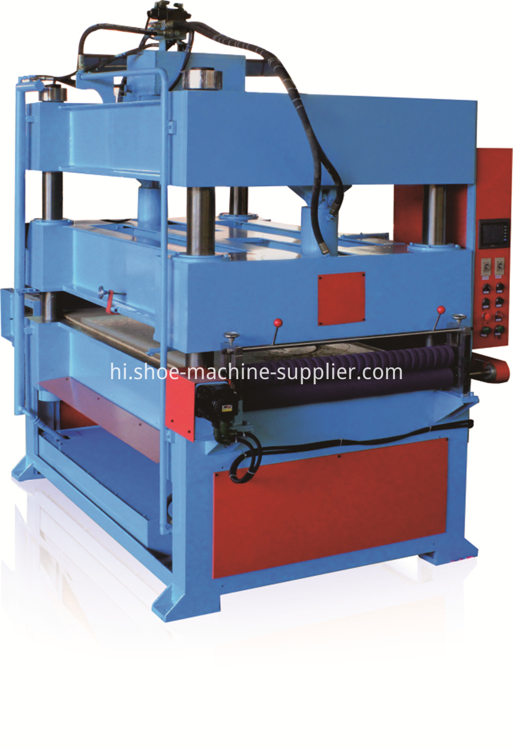 Leather Die Cutting Machine