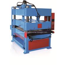 Máquina de corte automático de quatro colunas