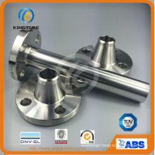 F316/316L Stainless Steel Wn Flange Forged Flange to ASME B16.5 (KT0336)