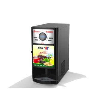 Líquido dispensador de bebidas heladas y calientes