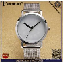 Yxl-730 Paidu Hot Men′s Watch Stainless Steel Band Date Analog Quartz Sport Wrist Watch