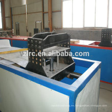8 toneladas de fibra de vidrio GRP sin máquina de pultrusión de ruido