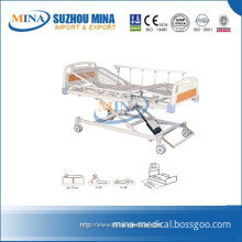 CE FDA ISO13485 Quality Multifunctional Electric Hospital Bed (MINA-NM201)