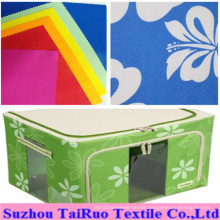 200d Polyester Oxford for Lady Cosmetic Bag