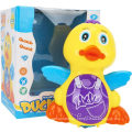 Electric Cartoon Duck Funny Toy