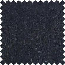 Tejido de algodón de viscosa de poliéster spandex para Jeans Denim
