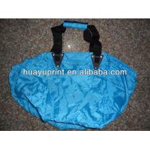 210D полиэстер тележки супермаркет хозяйственные сумки