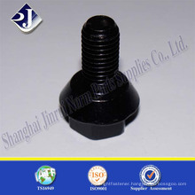 Alibaba Online Shopping Grade10.9 Black Wheel Hub Bolt