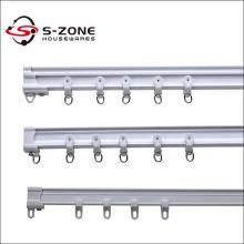 SC10 cheap slide window PVC plastic curtain track