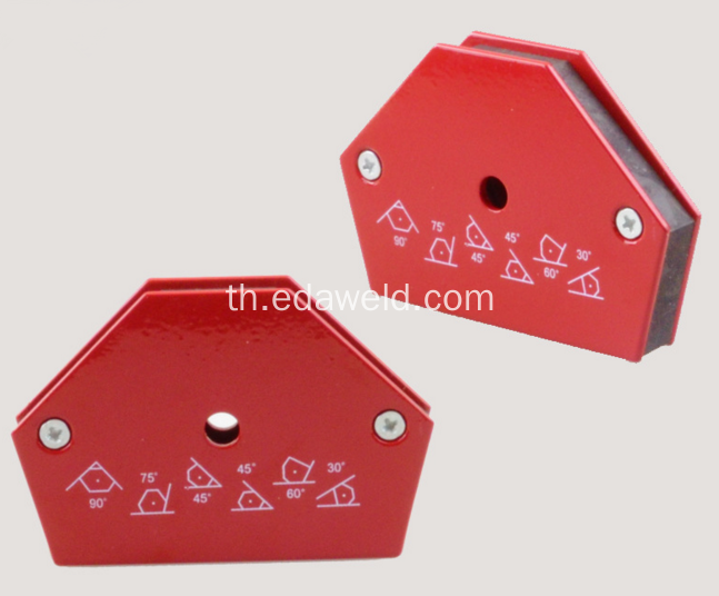 Hexagon Magnetic Welding Angle Positioner