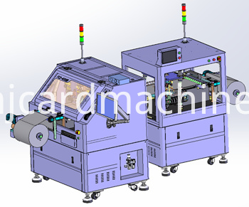 RFID Flip Chip Mounting Machine