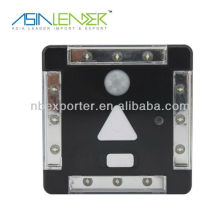 4 LED Sensor Light with Motion Sensor Light Switch