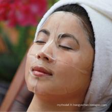 comment faire un masque facial hydratant