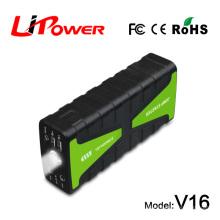 CE Certification Emergency Tool Kit banco de energía 18000mah batería de litio potenciador de potencia arranque de arranque