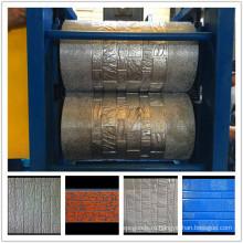 Алюминиевые композитные панели искусственной с изоляцией, выбивая производственной линии