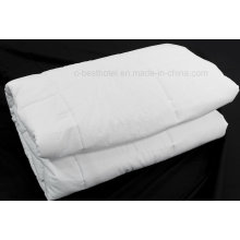 Großhandel Hotel White Plain Duck Feather Down Quilt