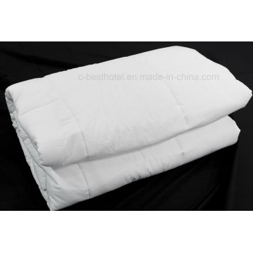 Wholesale Hotel White Plain Duck Feather Down Quilt